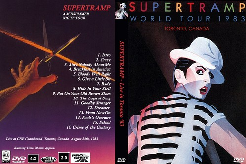Supertramp guitar